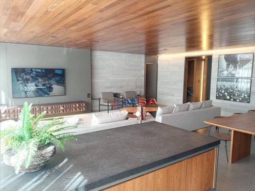 Imagem 1 de 19 de Novo Apartamento Em Perdizes Com Quadra De Tênis Coberta - Ap10431