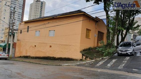 Casa Terrea Próximo Av. Bras Leme, Ótima Localização 170m² Precisa De Reforma, Aceita Propostas. - Dg2126