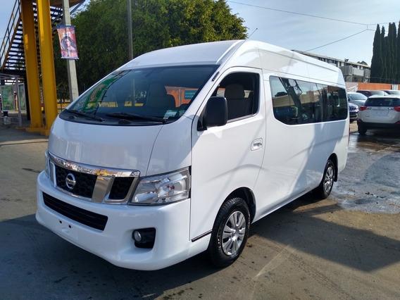 Nissan Urvan 2.5 15 Pas Ampliapack Seg Die Mt 2017