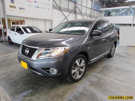 Nissan Pathfinder Advance Tp 3500cc