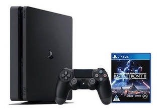 Consola Sony Ps4 Slim 1 Tb + Battlefront 2 - Prophone