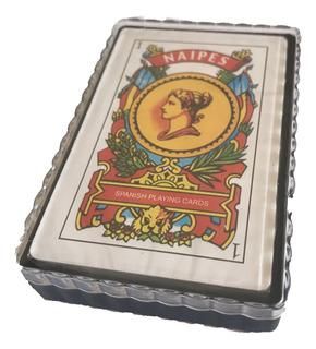Naipe Carta Española