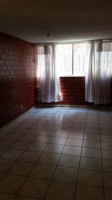 Renta Departamento Cerca Del Metro Peñon Viejo