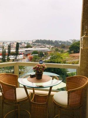Ótimo Apartamento Mobiliado,para Alugar, 86m², 3 Dormitórios Sendo 1 Suíte ,jardim Gonçalves Sorocaba -sp- - Ap1186