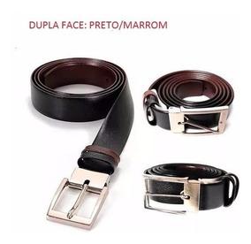 d8f2e5762 Cinta Masculina Dupla - Cintos Laranja-escuro com o Melhores Preços ...