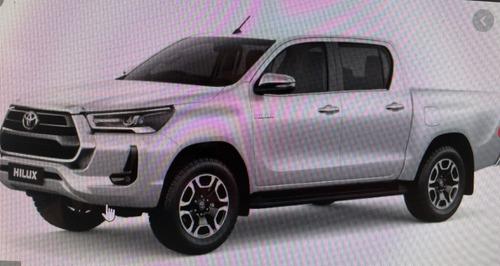 Toyota Hilux Srv 4x4 M/t 0km 204 Hp En Agencia Entrega Ya!!!