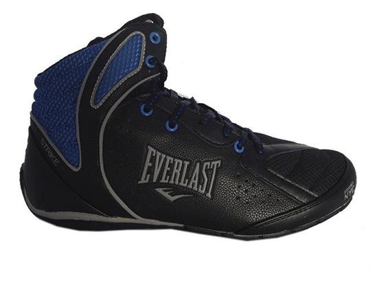 Sapatilha Tênis Everlast Strike Preto/azul Elm-124h