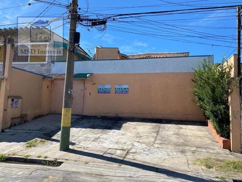 Imagem 1 de 26 de Galpão/pavilhão Para Alugar No Bairro Jardim Vila Galvão - 3210-2