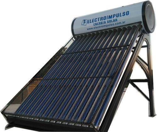 Imagen 1 de 6 de Termotanque Solar 150 Litros Con Antigranizo Y Ánodo
