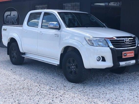 Toyota Hilux Cd Srv 4x4 2.7 Flex Automático