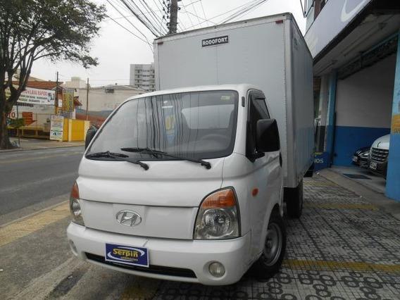 Hyundai Hr Hd Longo 4x2 Com Baú 2.5 Turbo Intercool..dqn9633