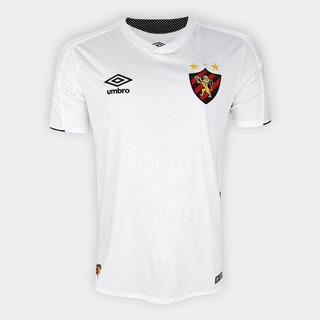 Camisa Do Sport Recife Branca Nova Lançamento Pernambuco