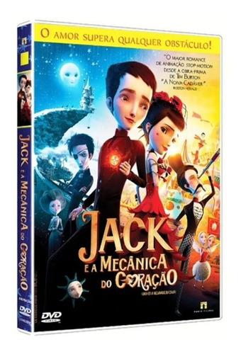 Dvd Jack E A Mecânica Do Coração