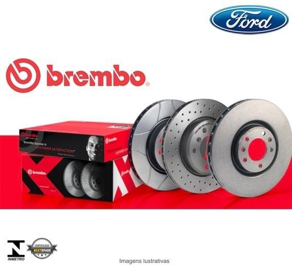 Disco De Freio Traseiro Ford Fusion 2.0 Hybrid 2013 A 2018