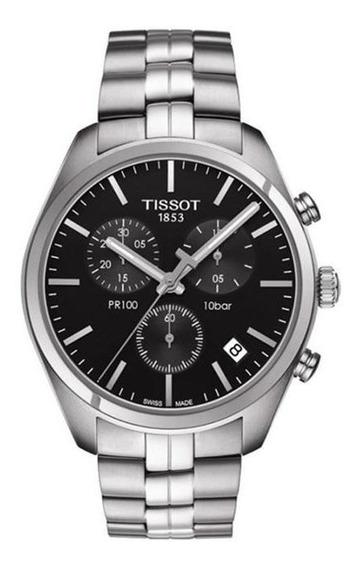 Relógio Tissot - Pr100 Chronograoh - T101.417.11.051.00
