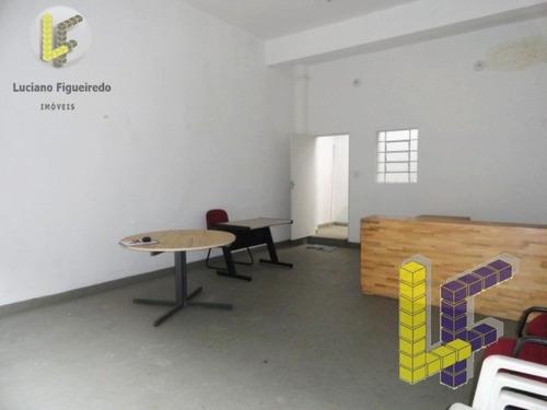 Salão Comercial 60m² - 14315