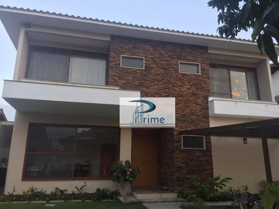 Casa Com 5 Dormitórios À Venda, 450 M² Por R$ 2.650.000 - Camboinhas - Niterói/rj - Ca0707