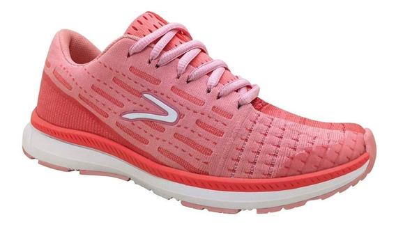 Zapatilla Dunlop Ghostwalki Coral Talle 36 37 39 40 Running