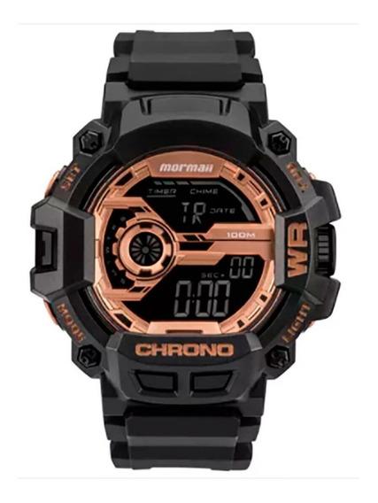 Relógio Mormaii Acqua Action Masculino Mo1105b/8j