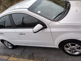 Chevrolet Aveo Tl 1.6 Abs 5vel Mp3 R-15 Equipo Full