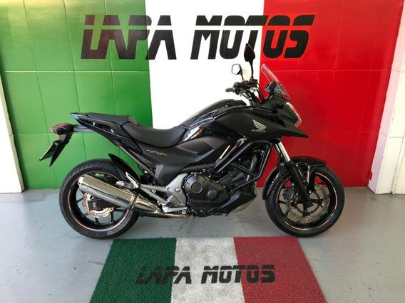 Honda Nc750 Abs 2015 Financiamos E Parcelamos No Cartão