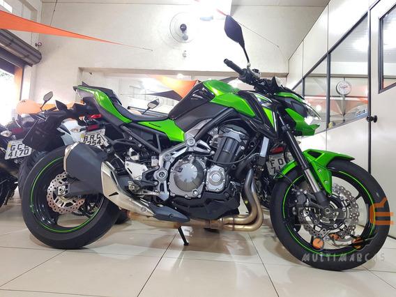 Kawasaki Z 900 Verde 2018