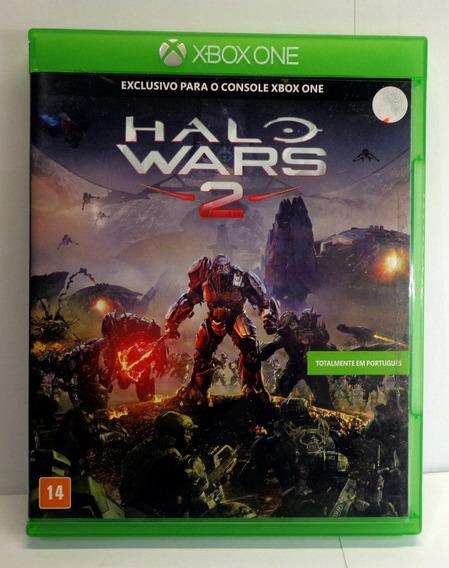 Jogo Halo Wars 2 Xbox One Em Português Míd Física Semi Novo