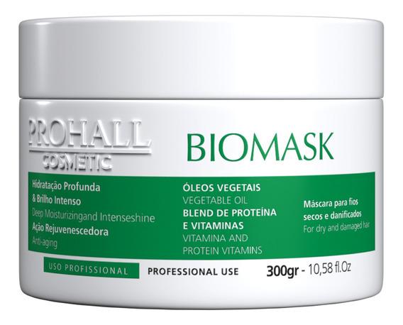 Mascara Biomask De Hidratação Profunda 300g Prohall
