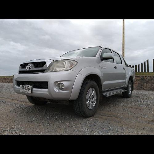 Toyota Hilux 2.7 4x2 Sr Full