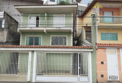 Sobrado Residencial Para Locação, Vila Isolina Mazzei, São Paulo. - So0117