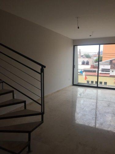 Venta De Hermoso Departamento Nuevo De 125m2 En Colonia Del Valle Sur Rg-202