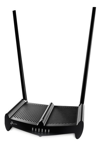 Router Wifi Rompe Muros Tp-link Tl-wr841hp 300mbps 2 Antenas