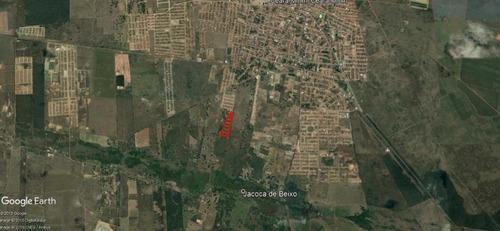 Imagem 1 de 1 de Terreno À Venda, 79965 M² - Distrito Jacoca - Ceará-mirim/rn - Te2106