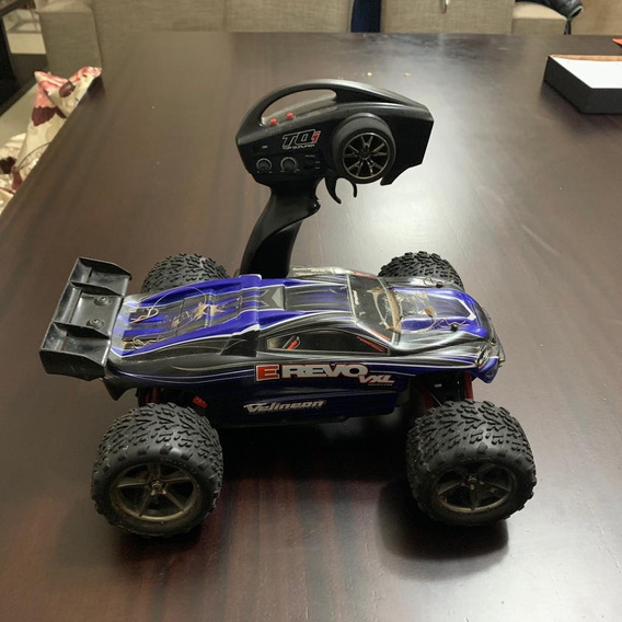 Traxxas E Revo Mini Vxl Brushless 1/16 4wd Rc Impecable