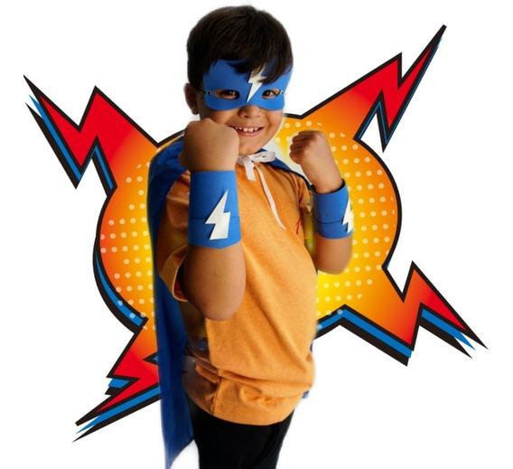 10 Capas Y Antifaz De Superhéroes. Todos Los Superhéroes!!