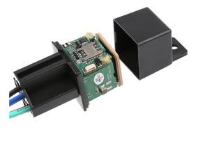 Rastreador Gps Relé Com Corta Corrente - Gsm - Configurado