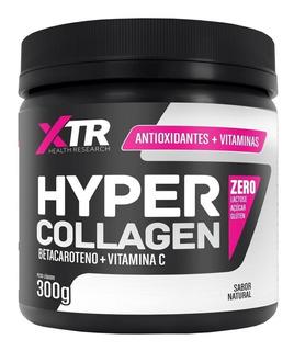 Colágeno 300g Tangerina Hyper Collagen Xtr