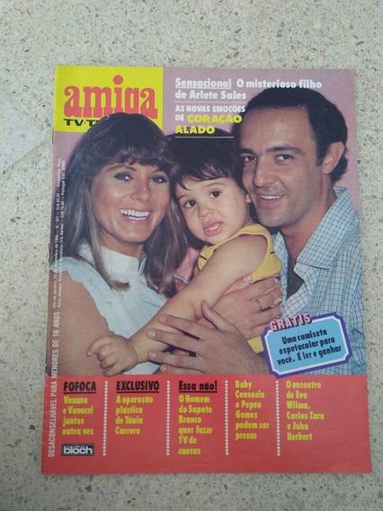 Revista Amiga Cantora Simone Eva Wilma
