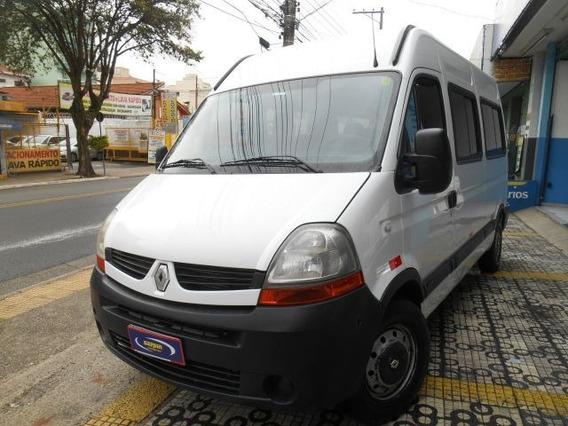 Renault Master Minibus L2h2 16 Lugares 2.5 Dci 16v, Kwh3855