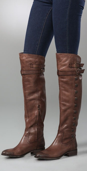 Sam Edelman Pierce Boots/cuero