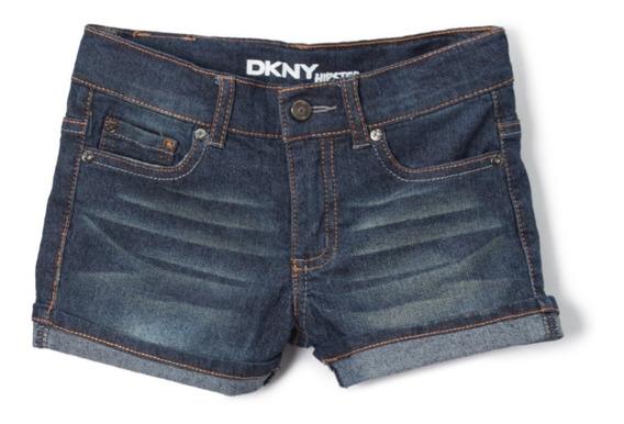 Short Jean Nena Talle 3 Importado Dkny Tommy Gap