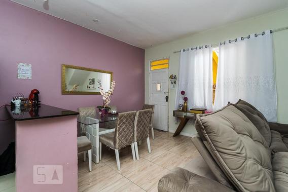 Apartamento No 2º Andar Com 2 Dormitórios E 1 Garagem - Id: 892968908 - 268908