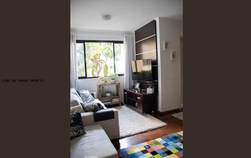 Apartamento 2 Dormitórios Para Venda Em São Paulo, Bosque Da Saúde, 2 Dormitórios, 1 Banheiro, 1 Vaga - Lpc0303_2-1162360