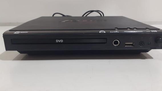 Aparelho De Dvd Lenoxx D-445b