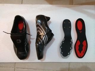 Upper adidas F50 Tunit 24.5 Con Chasis Y Plantillas