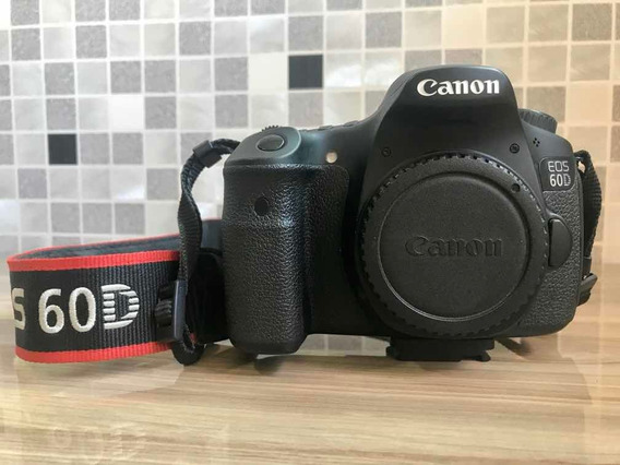 Canon 60d + Lente Canon 50mm + Lente Canon 24mm