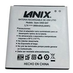 Batería Lanix Modelo Ilium S120-bat 3.7v 1300mah