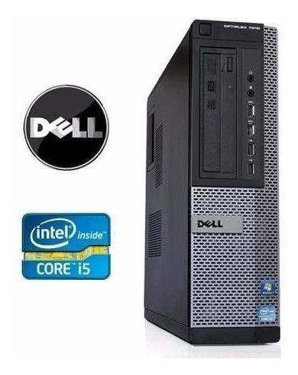 Computador Dell 7010 I5 3470 Sff 4gb 500gb Win10 Pro