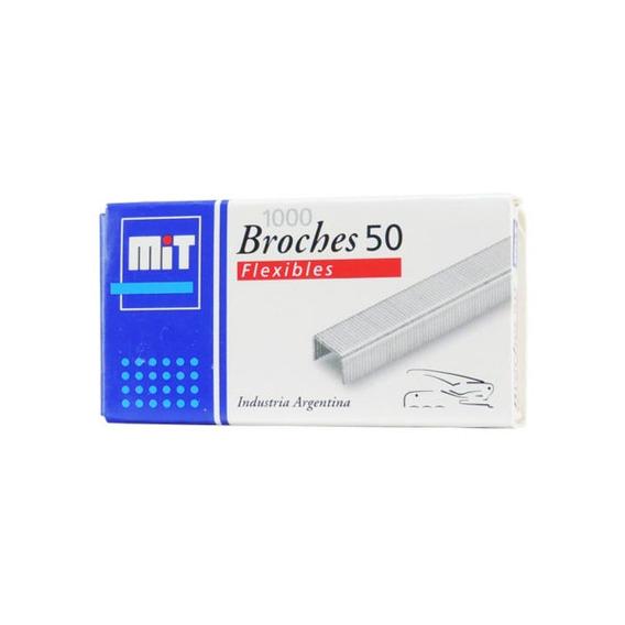 Broches Mit Para Abrochadora N 50 X1000