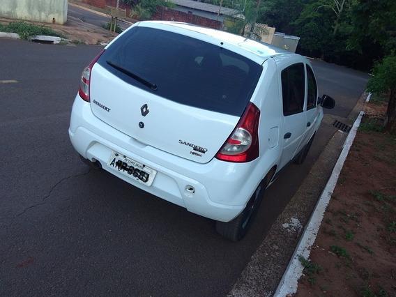 Renault/ Sandero 09/10 Flex 1.0 16 Val. 5 Portas